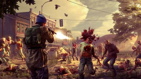 State Of Decay 2 Shooter Zombie Game Hd Wallpaper 1512