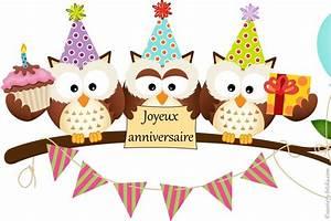 Carte Anniversaire Pour Enfant : cartes virtuelles anniversaire carte enfant joliecarte ~ Melissatoandfro.com Idées de Décoration