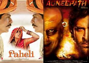 Shah Rukh Khan's Paheli, Hrithik Roshan's Agneepath - 5 ...
