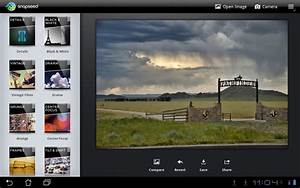Snapseed Photo Editor Coming To Android
