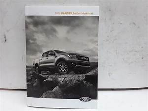 2019 Ford Ranger Owners Manual 19