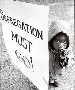 Segregation essay papers