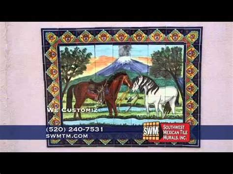 mexican tile murals tucson southwest mexican tile murals inc at www swmtm