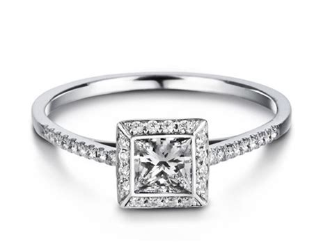 Affordable Princess Cut Diamond Engagement Ring On 9ct White Gold On Sale Antique Jewelry Boxes For Sale Michael Kors Rose Gold Macy's Wholesale Yoga Wedding Display Case South Africa Viking Portland