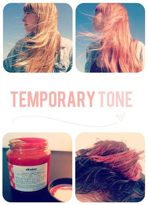 25 Best Ideas About Temporary Pink Hair Dye On Pinterest