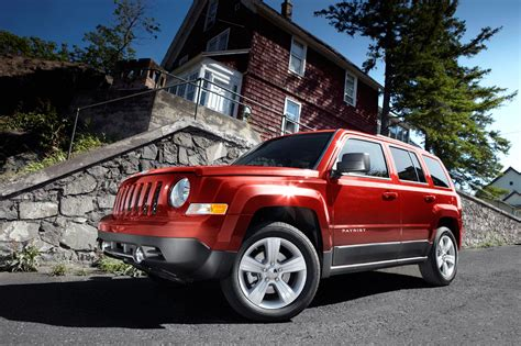 Nhtsa To Probe 2011-2012 Jeep Patriot Over Stalling Fears