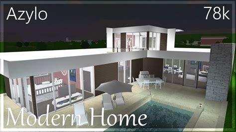 roblox modern apartment modern house modern house