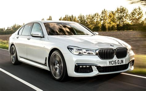 BMW Car :  Better Than A Mercedes S-class?