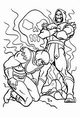 Coloring Pages He Boys Shera Line She Ra Library Clipart Popular sketch template
