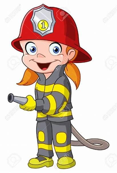 Firefighter Clipart Fireman Costume Fire Firemen ảnh