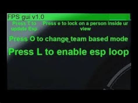 roblox counter blox fps gui script aimbotesp works