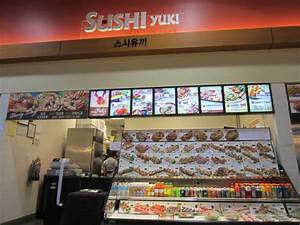 Storefront. Inside Super H Mart Doraville food court. - Yelp