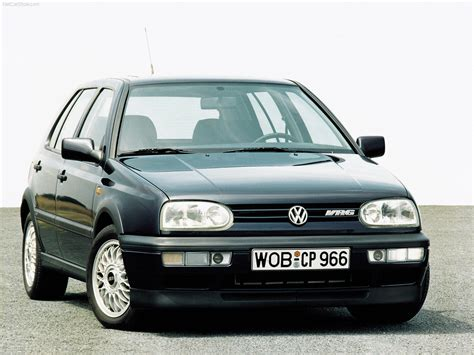 Volkswagen Golf Car Technical Data Car Specifications