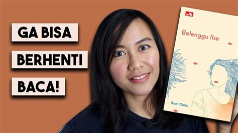 Review Novel Thriller Indonesia | Belenggu Ilse - Ruwi ...