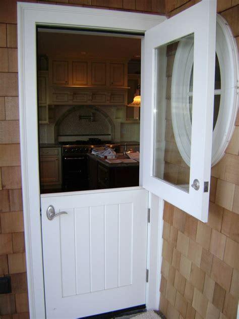 hand  dutch doors  lacey door millwork