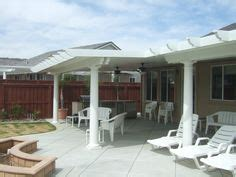 solid alumawood patio cover corona ca patio