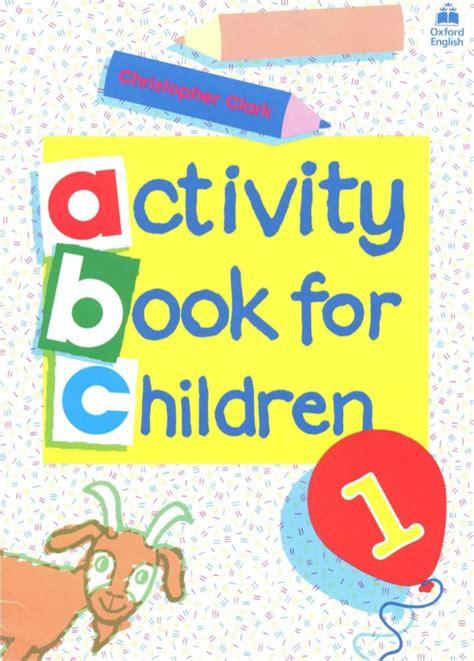 activity book  children