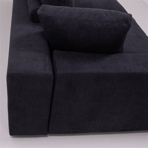 Flexform Sectional Sofa by Vintage Grey Sectional Sofa From Flexform For Sale At Pamono