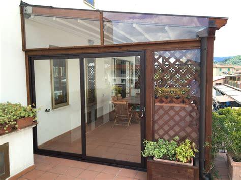 verande da terrazzo verande in legno e vetro con verande per terrazzi pergole