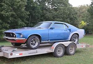 1969 Ford Mustang Mach 1 Fastback Project for Restoration for Sale in Des Moines, Iowa ...