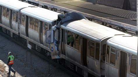 Chicago Train Crash