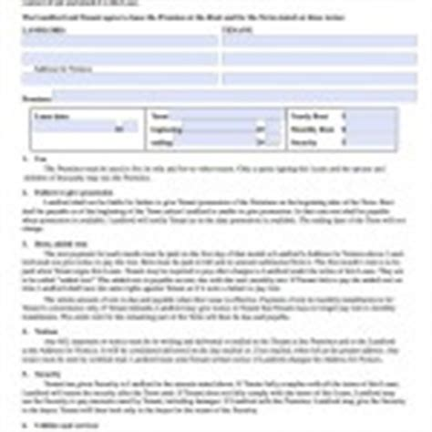 nyc lead paint disclosure form download new york rental lease agreement forms and
