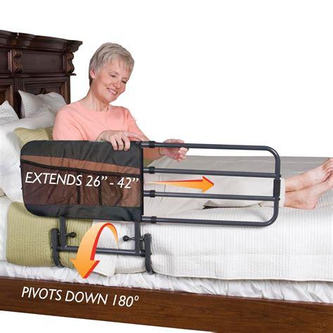 Ez Adjust Bed Rail by Stander Ez Adjust Pivoting Home Bed Rail 3