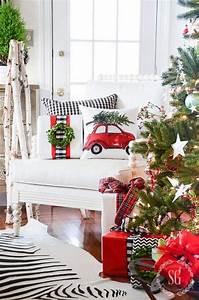 Ballard Designs Christmas Ornaments 40 Fabulous Rustic Country Christmas Decorating Ideas