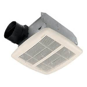 broan 2 1 2 sone 80 cfm white bath fan lowe s canada