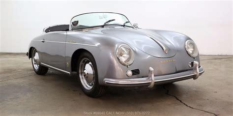 1957 Porsche Speedster Replica by 1957 Porsche Speedster Replica Built By Vintage Speedsters