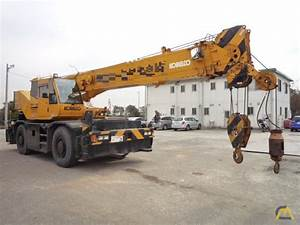 Manual Kobelco Rk 250