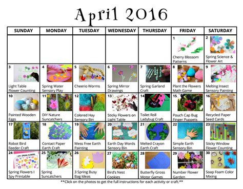 preschool themes for april 30 preschool crafts amp activities for april where 294