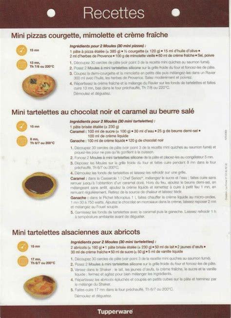 livre de cuisine au micro onde fiche recette moule à mini tartelettes 2 2 tupperware mini pizzas courgette mimolette et