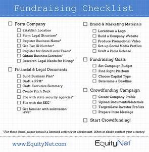 Image Gallery nonprofit fundraising checklist
