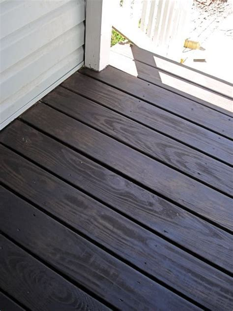 behr premium deck stain solid behr s cordovan brown in solid stain outdoors front