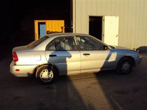 1998 Mitsubishi Mirage 4 Door Sedan De Model 1 5l At Fwd