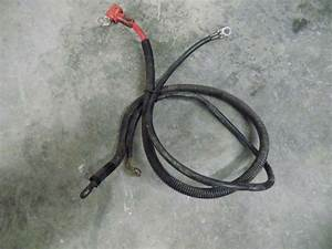 2000 Polaris Scrambler X 400 4x4  4 Starter Wire  U0026 Battery
