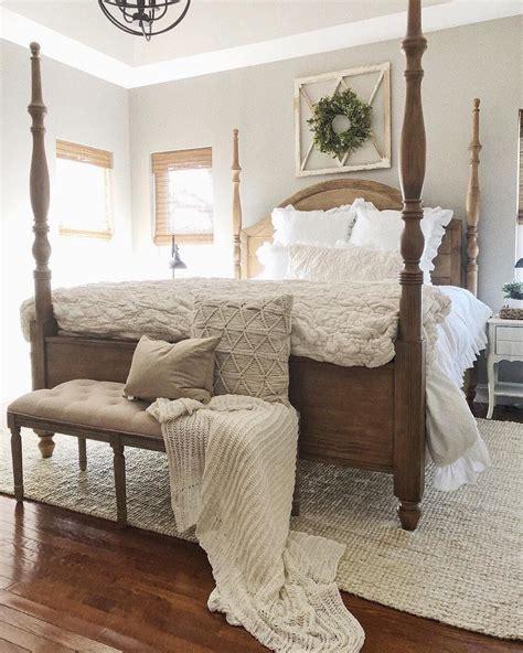 gorgeous farmhouse master bedroom decorating ideas farmhouse decor farmhouse master