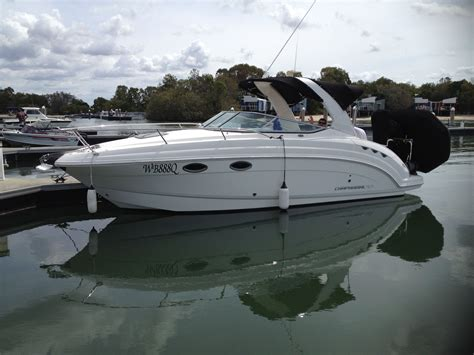 Chaparral Boats Australia by Gold Coast Couran Cove Qld Australia Boating Pictures