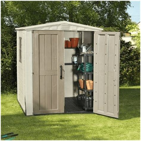 keter sheds review the keter plastic gemini shed