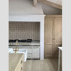 Giannetti Home  White And Wood Kitchen, Kitchen Design