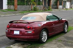 2001 Mitsubishi Eclipse Spyder - Pictures