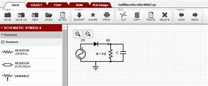 Draw A Circuit Diagram For The Circuit Of