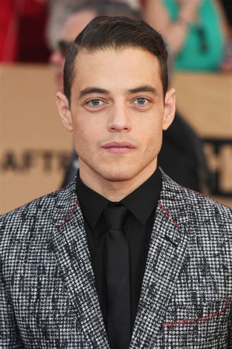 Carpet Choices by Rami Malek Is Once Again Your Boo In Dior Homme At The