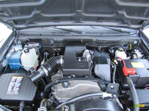 2005 Chevrolet Colorado 5 Cylinder Engine Diagram by 2008 Chevrolet Colorado Lt Crew Cab 4x4 3 7 Liter Dohc 20