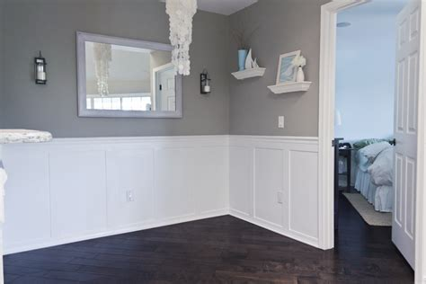 Affordable Wainscoting by Painting Walls Soon Would It Be Acceptable To Paint
