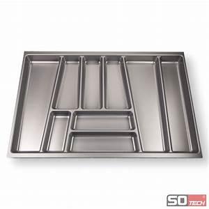 Besteckeinsatz orga boxr fur 80cm schublade besteckteiler for Besteckkasten schublade