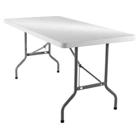 table pliante lifetime 183 x 76 cm 8 personnes manutan collectivit 233 s