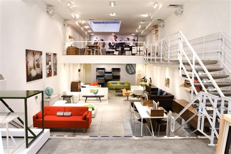 furniture stores  nyc   shops  modern designs