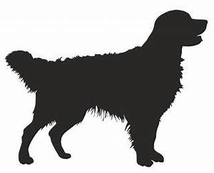 golden retriever silhouette decal sticker With kitchen cabinets lowes with golden retriever stickers